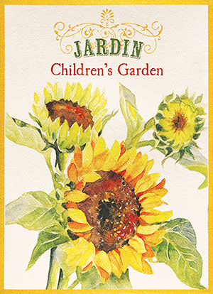 Jardin Children's Garden box 300px
